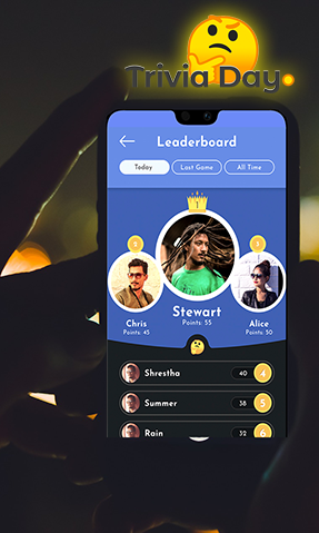 Get On Our Leaderboard!